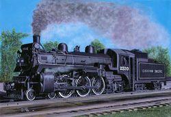 CP Engine No 2520 - 11 x 16