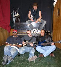 Ciba, Kenneth, Jiri and Anthony