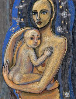 BY ARTIST VICTORIA GOLOVINA