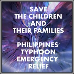 SAVE THE CHILDREN TYPHOON RELIEF AUCTION