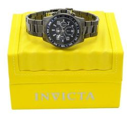 INVICTA TRINITE WATCH W BOX