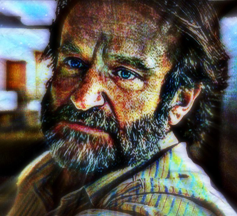Robin williams from good will hunting