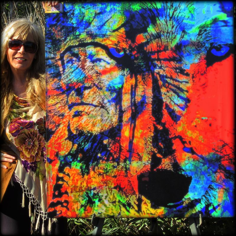 Wbk profile pic with art