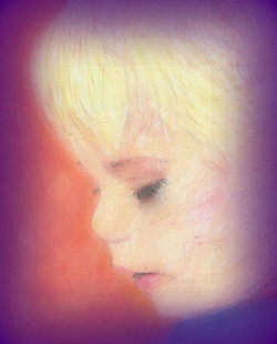 Little Girl Lost by Wendie Busig-kohn