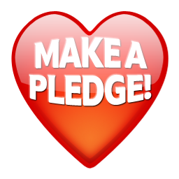 Make a pledge!
